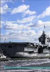 The Defence Equipment Plan 2018