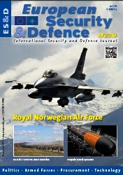 European Security & Defence №8 2018