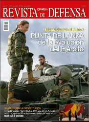 Revista Espanola de Defensa №356 2018