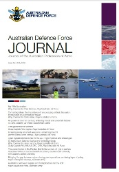 Australian Defence Force Journal №204 2018