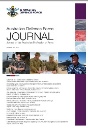 Australian Defence Force Journal №202 2017