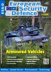 European Security & Defence №1 2019