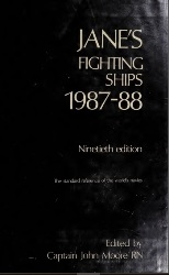 Jane's Fighting Ships 1987-88