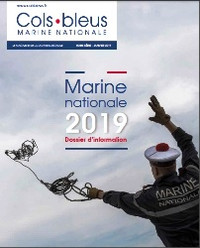 Marine nationale 2019 Dossier d'information