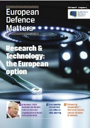 European Defence Matters №7 (2015)