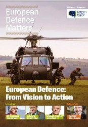 European Defence Matters №12 (2017)