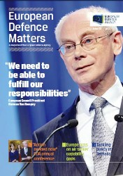 European Defence Matters №3 (2013)