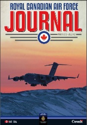 The Royal Canadian Air Force Journal №1 2019