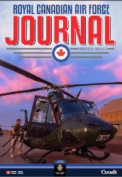 The Royal Canadian Air Force Journal №3 2019