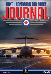 The Royal Canadian Air Force Journal №4 2019