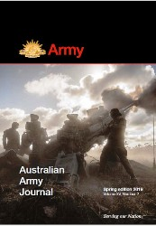 Australian Army Journal №2 2019
