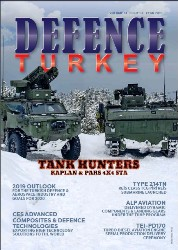 Defence Turkey №97 2019
