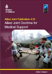 Allied Joint Doctrine for Medical Support