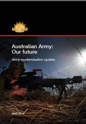 Australian Army: Our future Army modernisation update