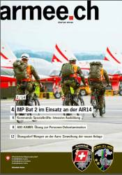 armee.ch Chef der Armee №2 2014